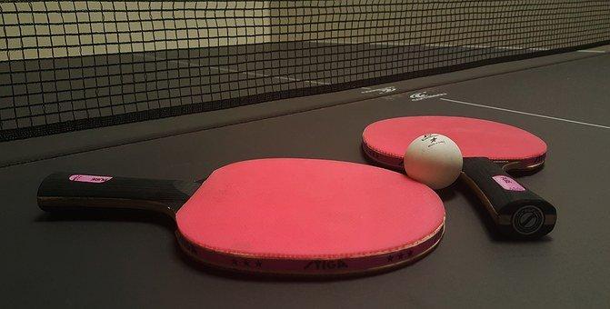 10 porad na temat tego, jak lepiej grać w tenisa stołowego